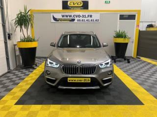 BMW X1 X-Drive 20D 190cv X LINE