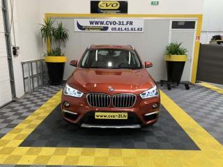 BMW X1 X-Drive 2.0d 190cv Boite-Auto X-Line