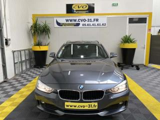 BMW 320D Touring Edition business