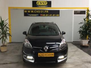 RENAULT  GRAND SCENIC 7 places 110cv limited gps