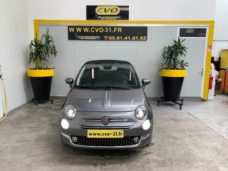 FIAT 500  Cabriolet 1,2 S&S Lounge