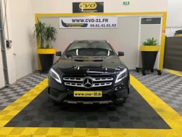 Mercedes  GLA Whiteart