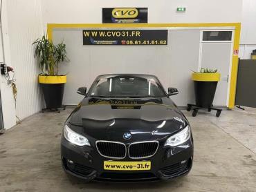 BMW 218d cabriolet 150cv bva